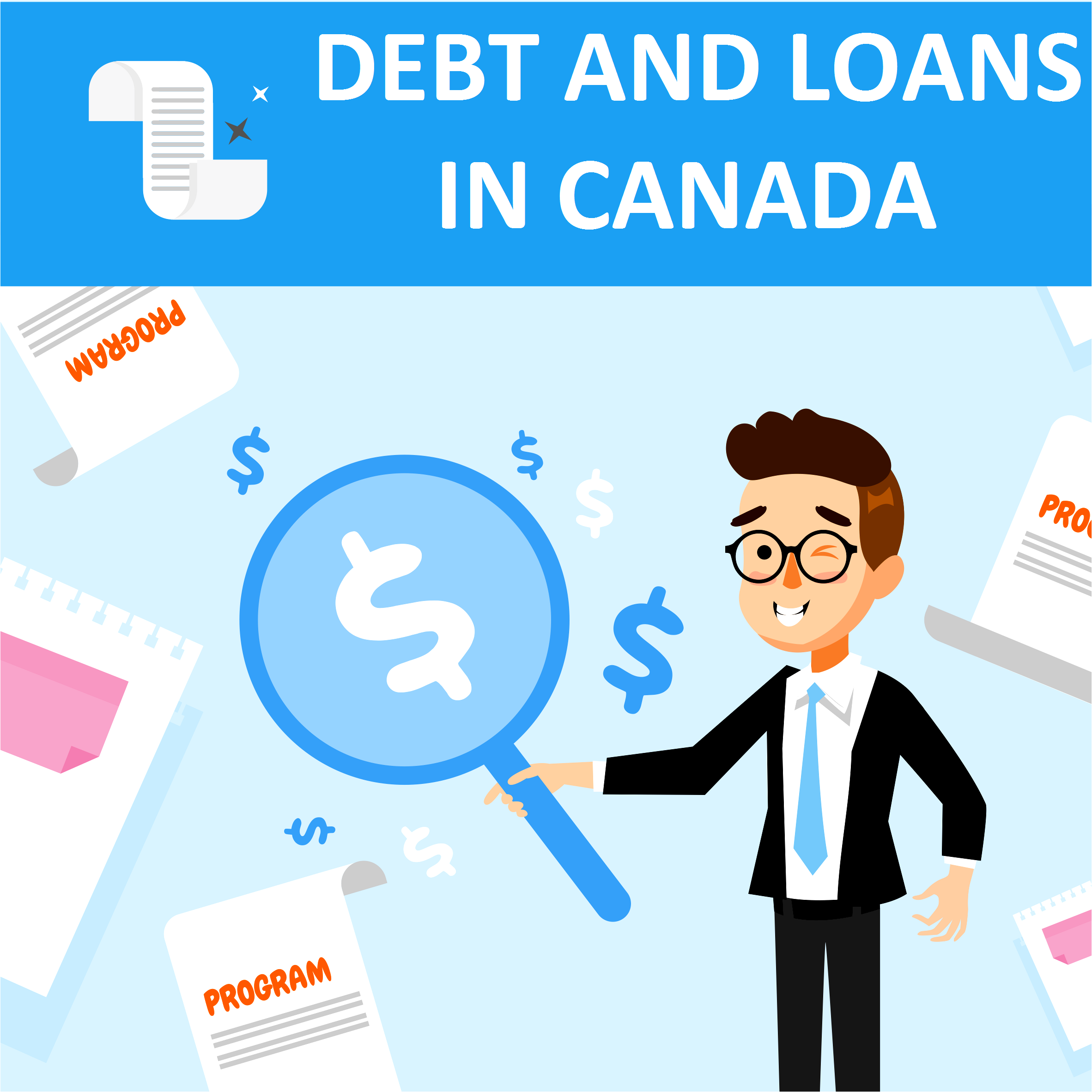 Debt And Loans In Canada