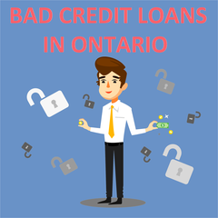 Bad Credit Loans In Ontario