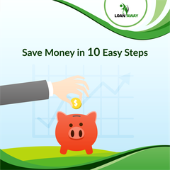 Save Money in 10 Easy Steps