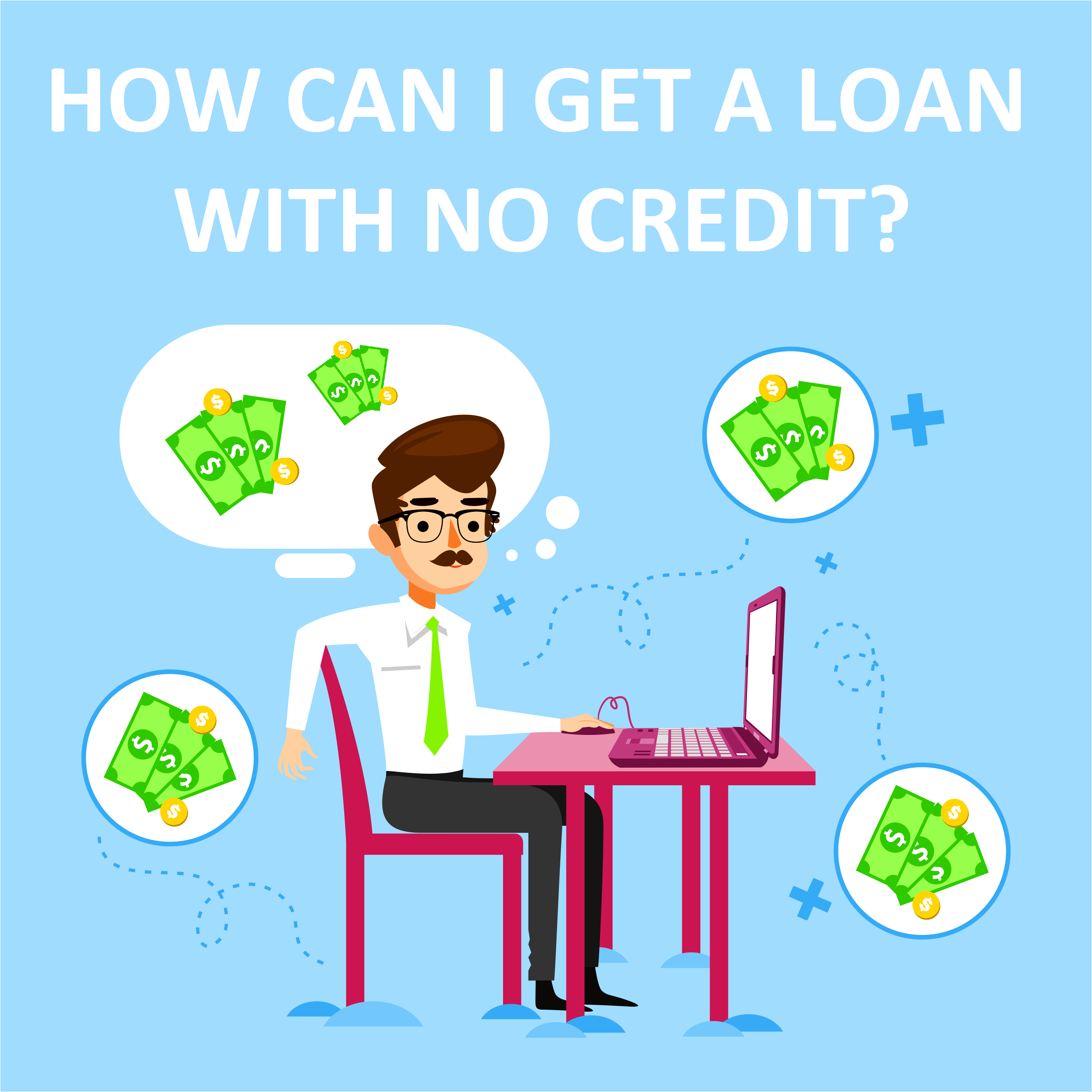 How Can I Get A 5000 Loan With No Credit?