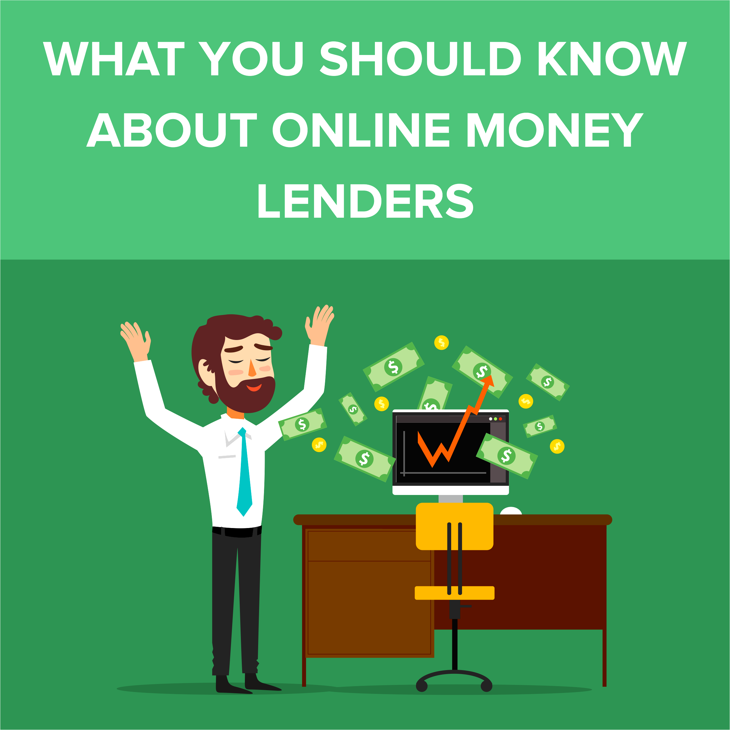 What You Should Know About Online Money Lenders