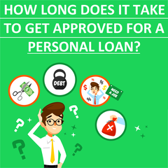 How Long Does It Take To Get Approved For A Personal Loan?