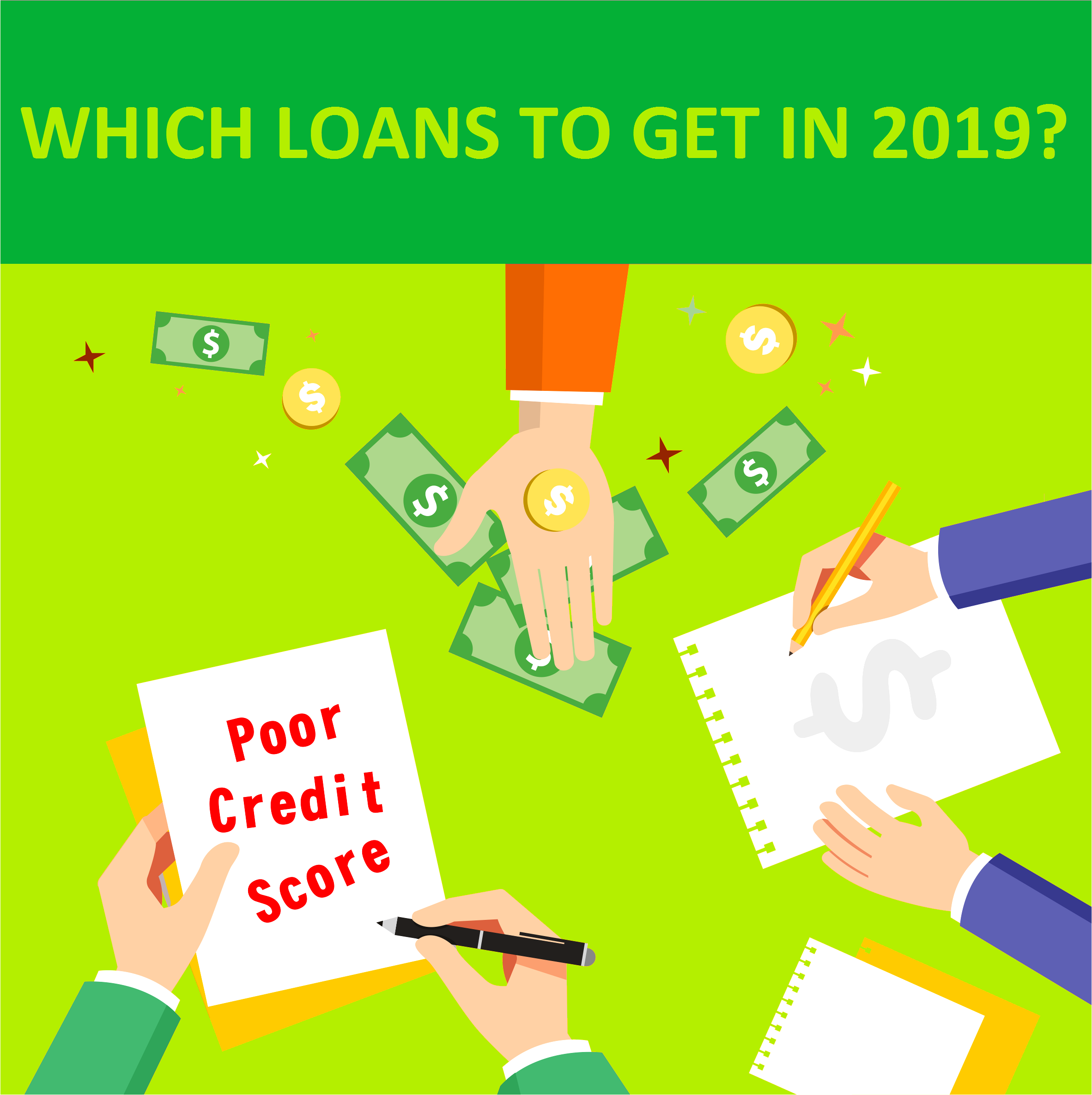 Which Loans To Get In 2019?