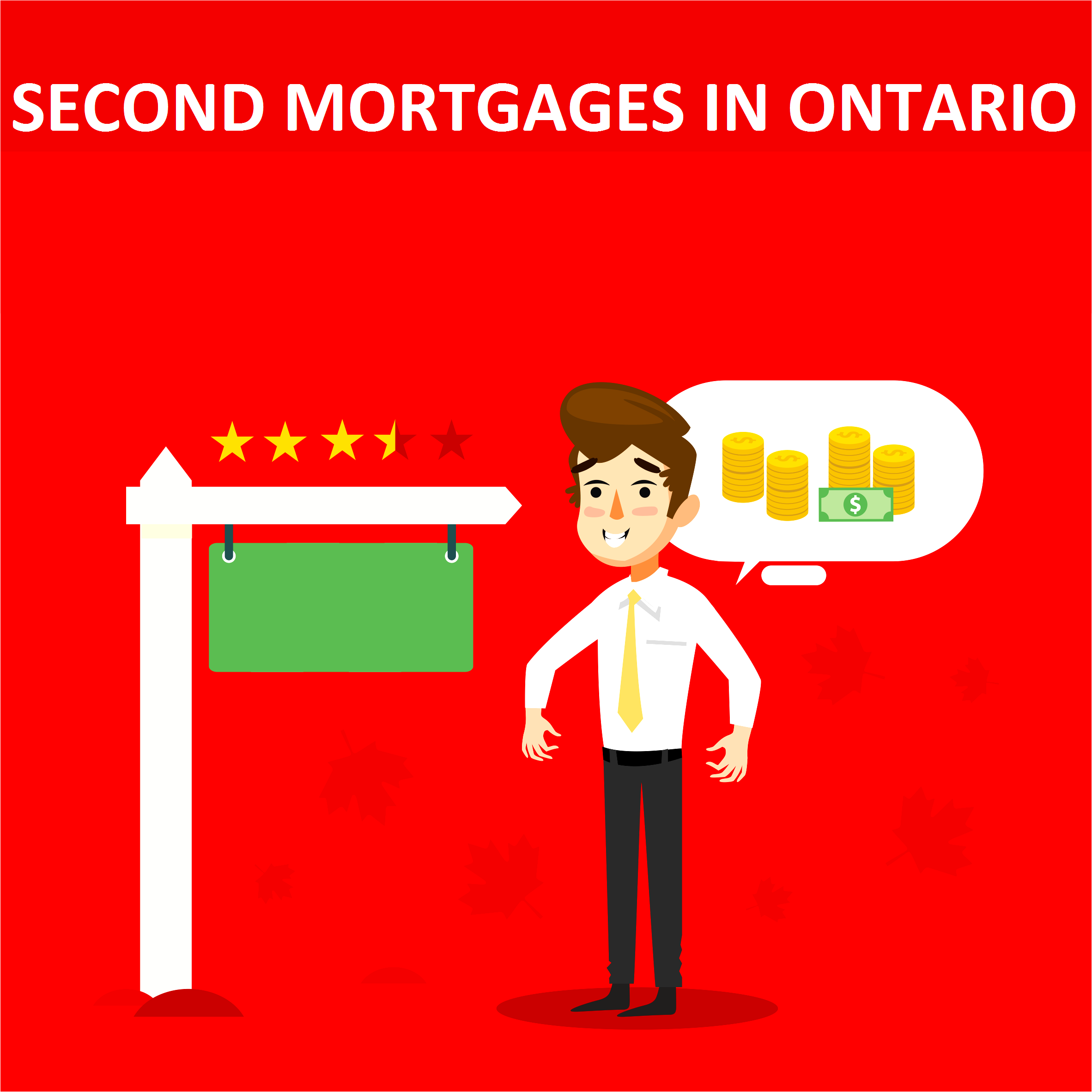 Second Mortgages in Ontario