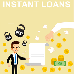 Instant Loans = Instant Help