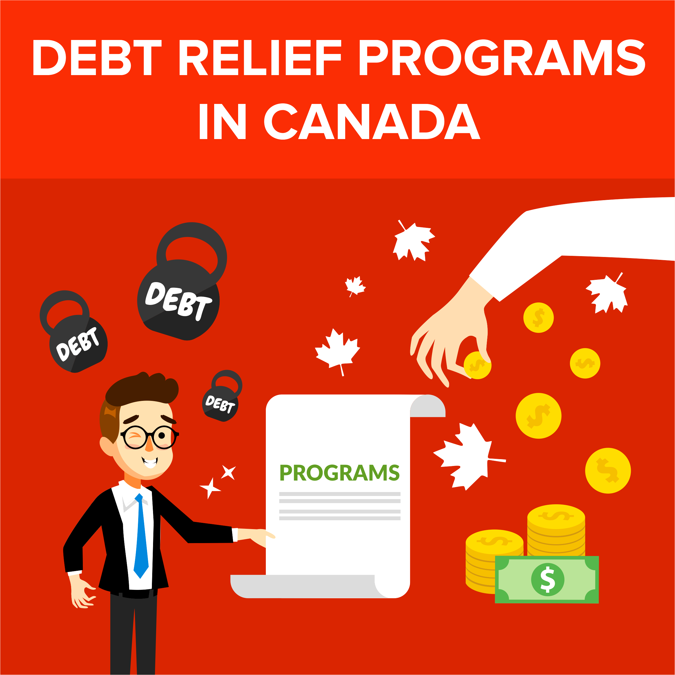 Debt Relief Programs in Canada