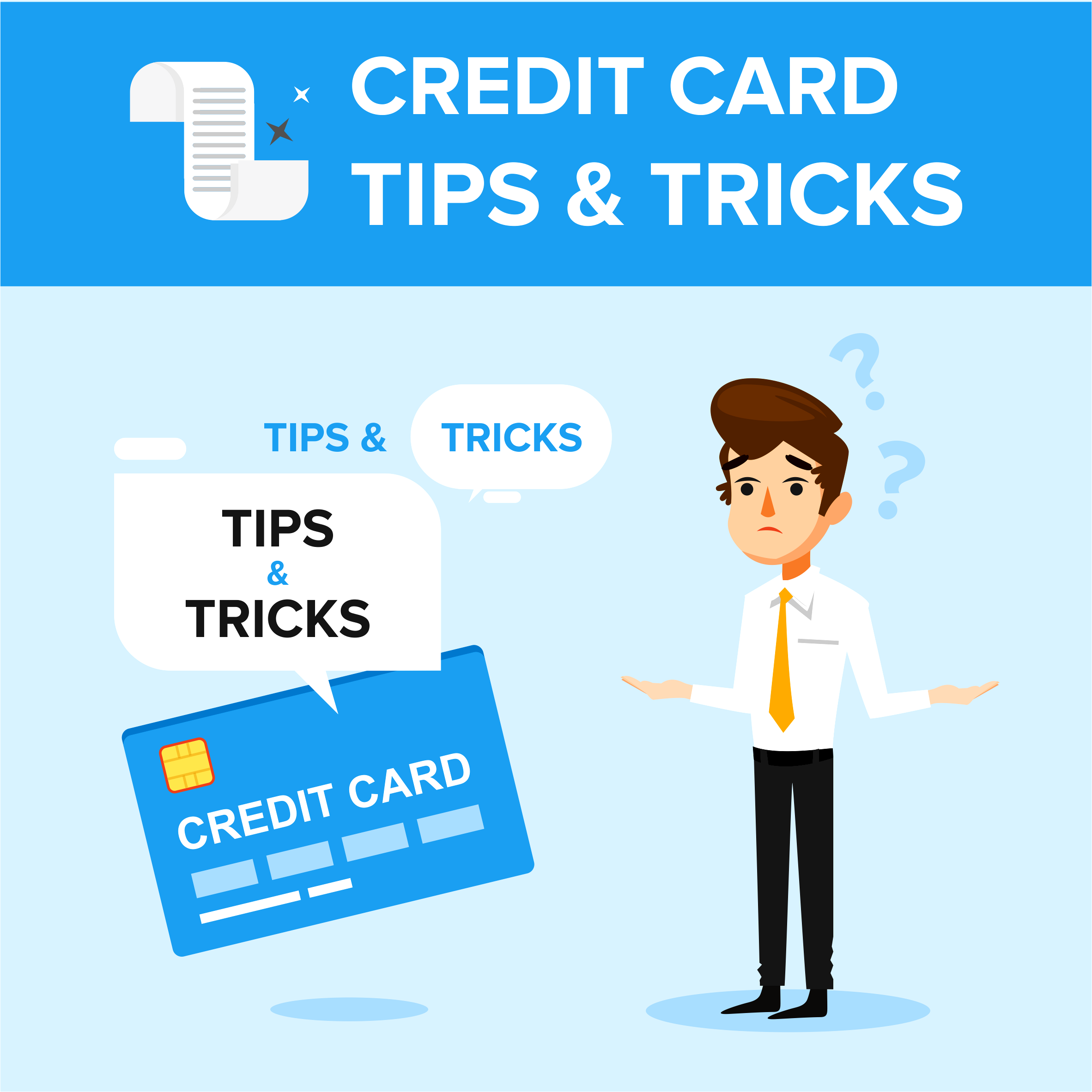 Credit Card Tips & Tricks