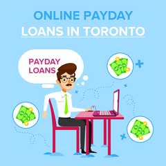 Online Payday Loans in Toronto