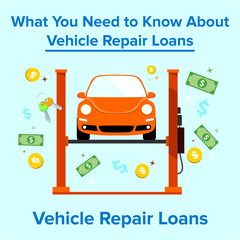 What You Need to Know About Vehicle Repair Loans