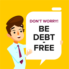 Don't Worry! Be Debt-free