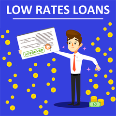 Low Rates Loans