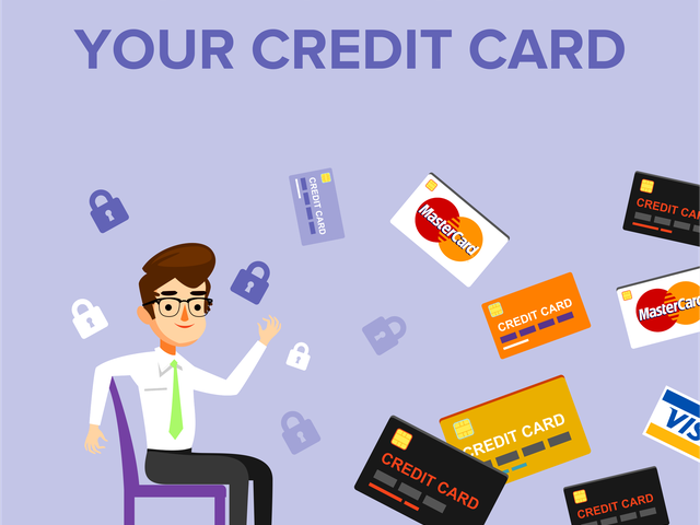 How to Protect Your Credit Card's Identity