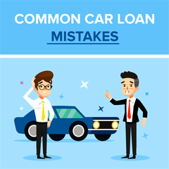 Common Car Loan Mistakes