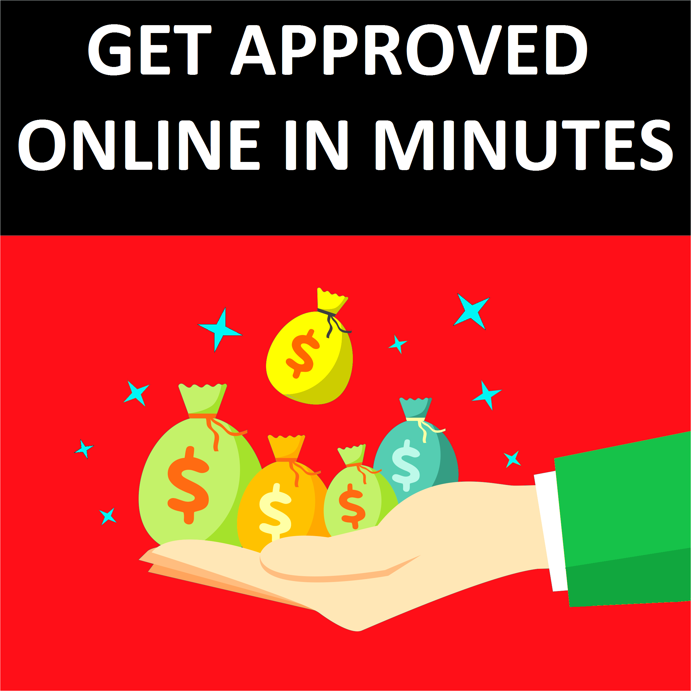 Get Approved Online In Minutes