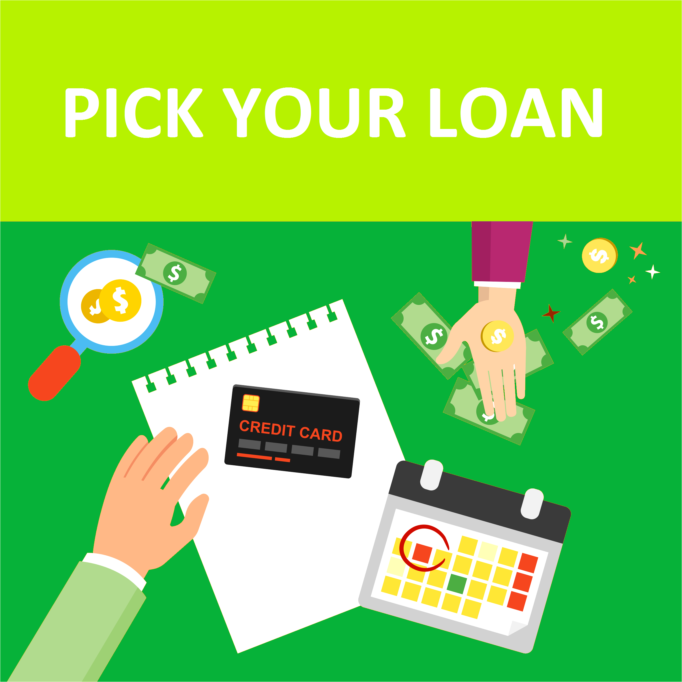Pick Your Loan