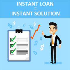 Instant Loan = Instant Solution
