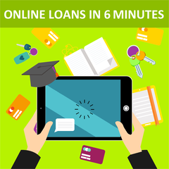 Online Loans In 6 Minutes