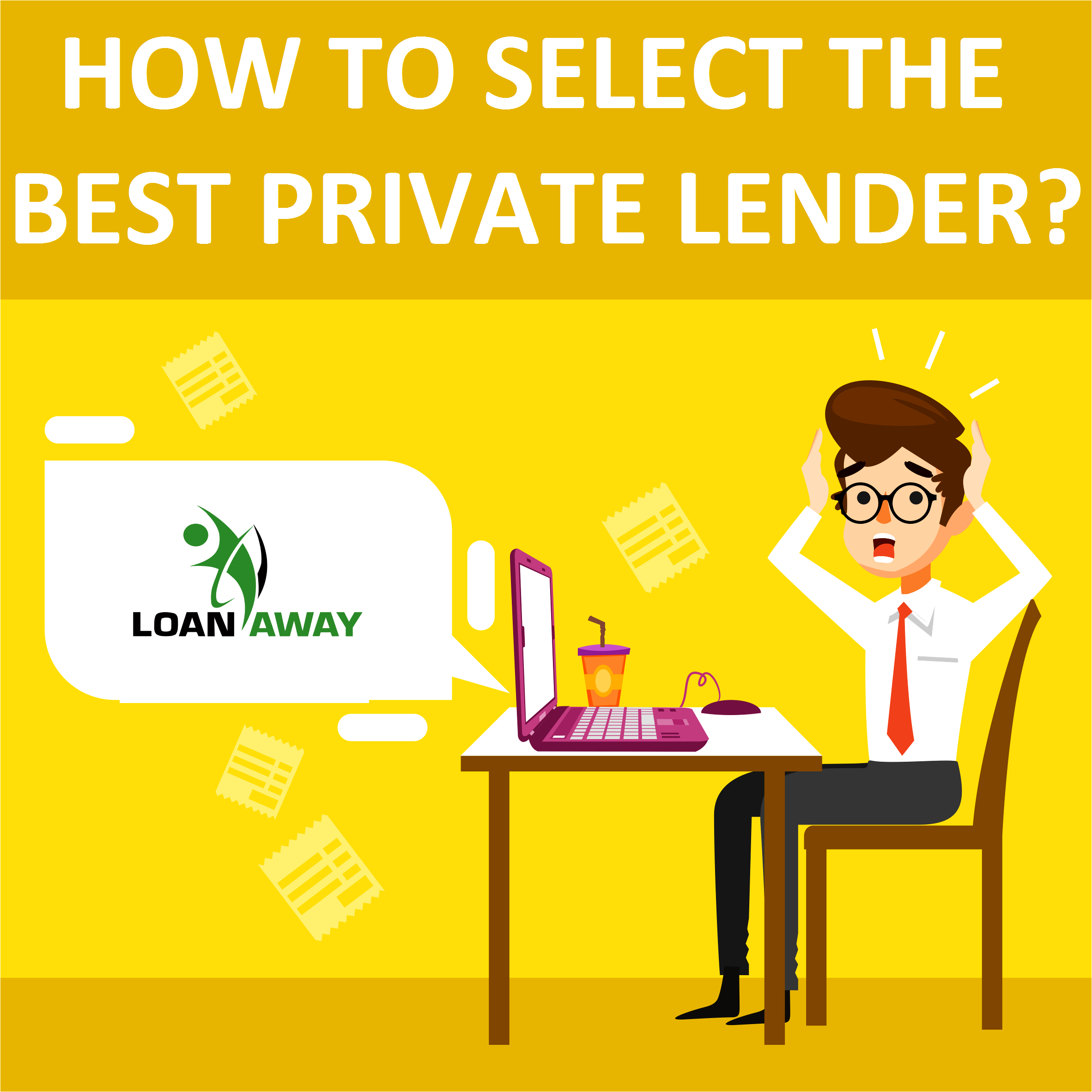 How To Select The Best Private Lender?