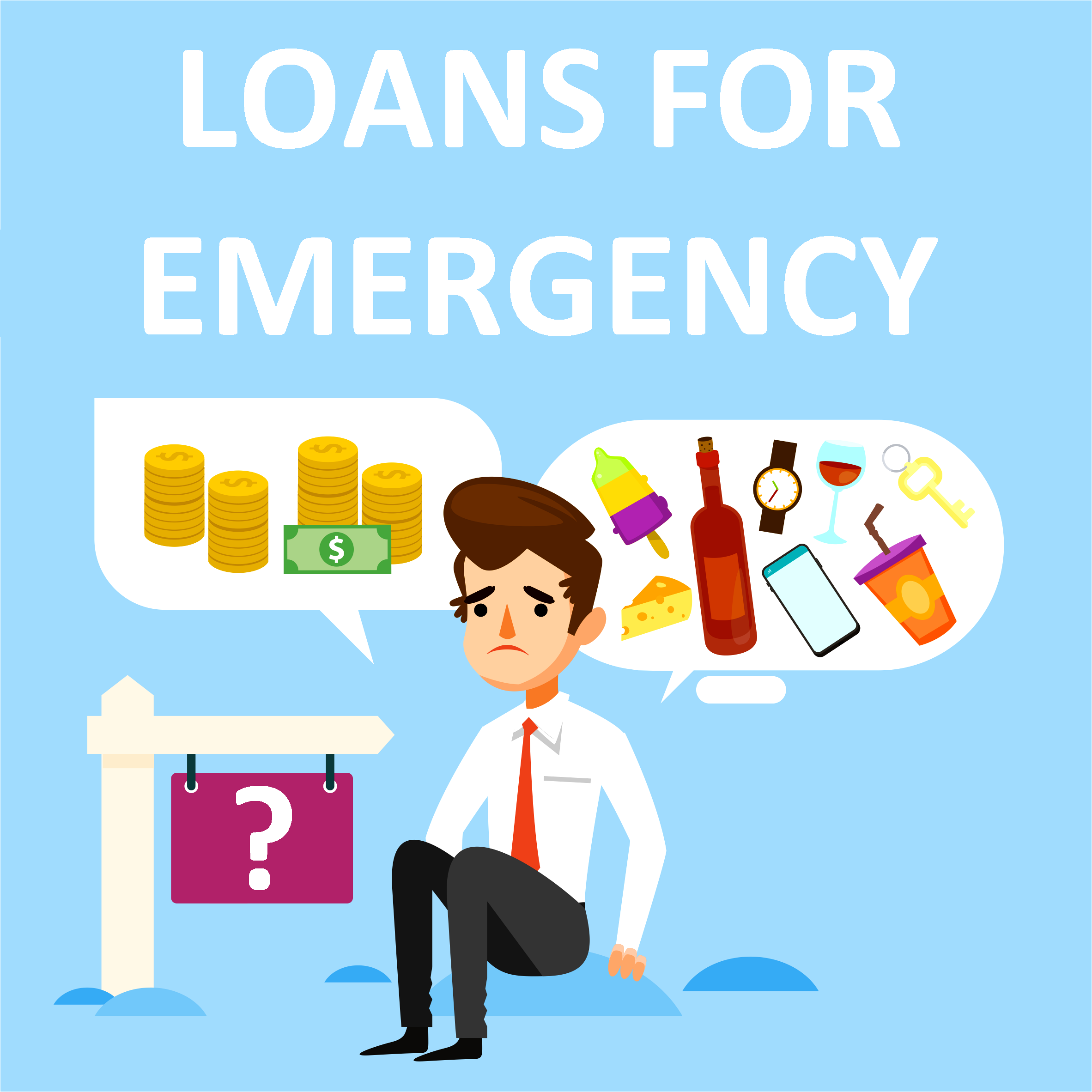 Loans For Emergency