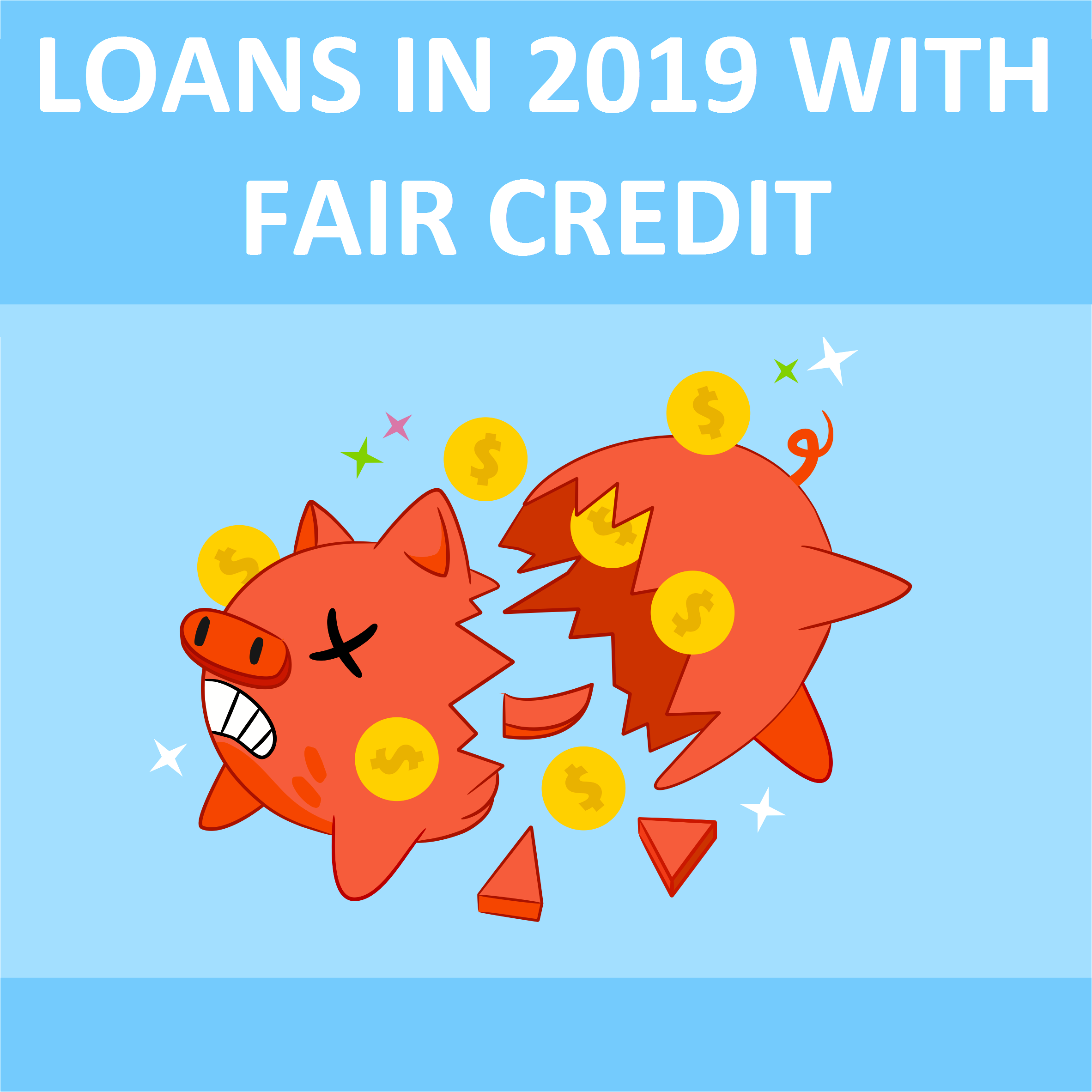 Loans For Fair Credit >> Loans In 2019 With Fair Credit Loan Away