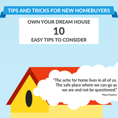 Tips and Tricks for New Home-buyers