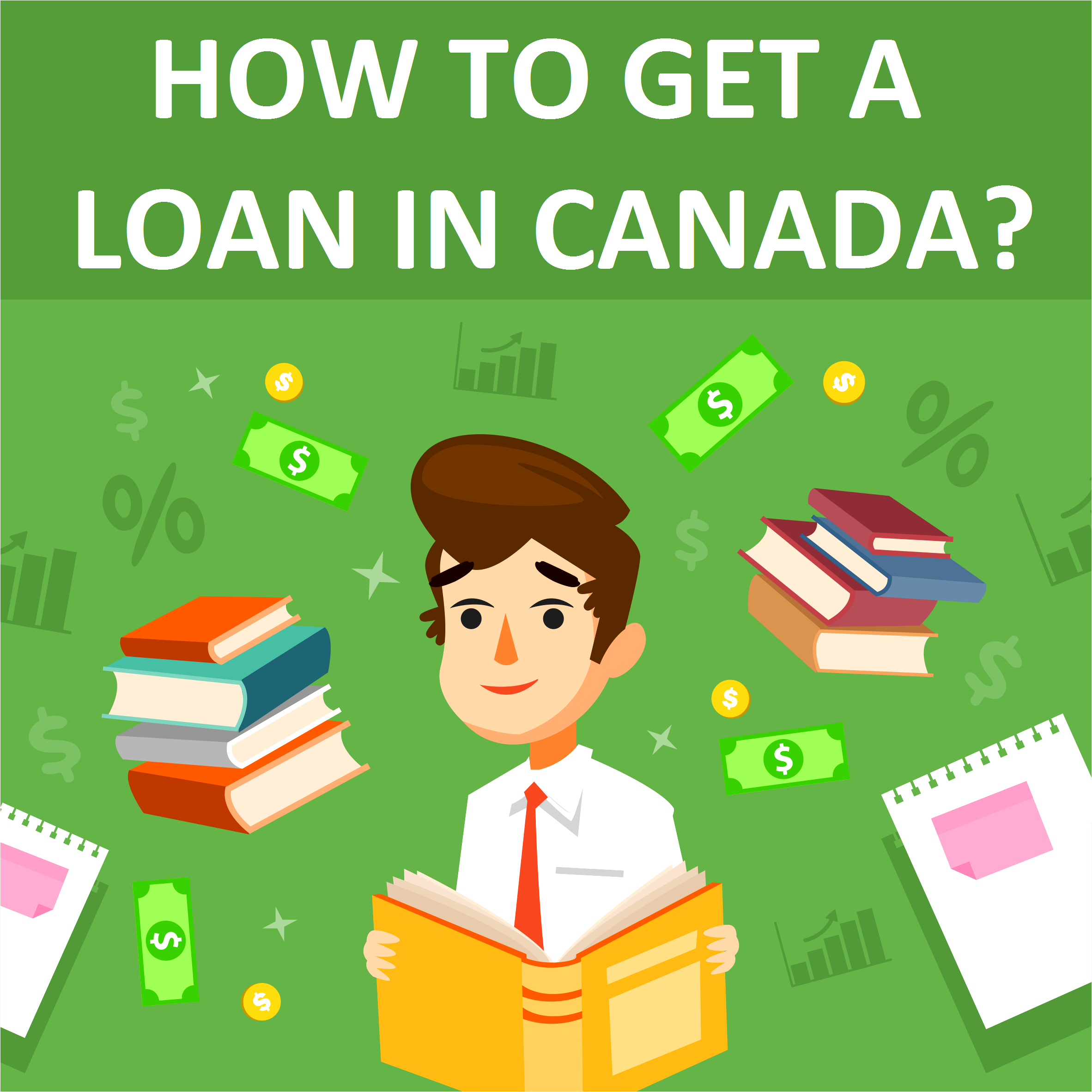How To Get A Loan In Canada Now?