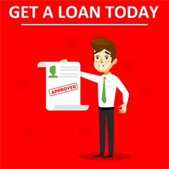 Get A Loan Today!